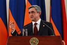رئیس جمهوری ارمنستان: برجام یکی از بهترین توافق های بین المللی است