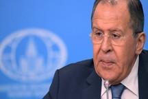 شوخی عجیب وزیر خارجه روسیه در مورد ترامپ و پوتین