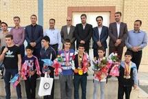 درخشش دانشآموزان شناگر کردستانی در رقابتهای قهرمانی کشور