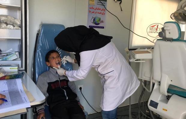 درمانگاه تخصصی صحرایی در دیر بوشهر راه اندازی شد