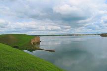 ذخیره 202 میلیون متر مکعب آب از بارندگی چله بزرگِ گلستان