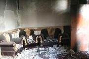 انفجار ساختمانی در قزوین یک مصدوم بر جای گذاشت