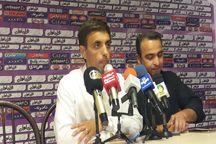خطیبی: مقابل شاهین بوشهر شایسته برد بودیم
