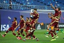 ونزوئلا فینالیست جام جهانی جوانان شد