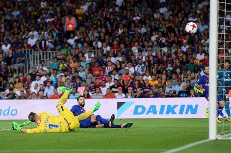 رئال مادرید با 3 گل بارسلونا را نقره داغ کرد