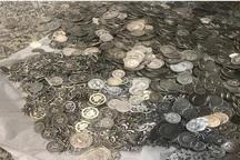 چمدان حاوی 50 کیلوگرم جنس قاچاق در بازرگان کشف شد