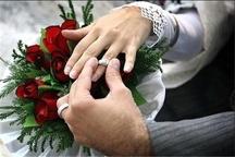 پرداخت ۱۲۷۶ فقره کمک هزینه ازدواج به مددجویان گیلانی