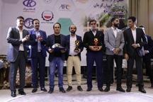 برترین های فوتبال کرمان معرفی شدند