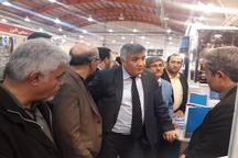 بازدید سفیر ازبسکتان در ایران از نمایشگاه توانمندی های صنعتی قزوین
