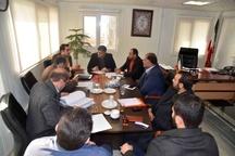 جلسه بررسی مشکلات مسکن مهر ماهدشت برگزار شد