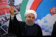 ستاد مردمی حجت الاسلام روحانی در همدان آغاز به کار کرد