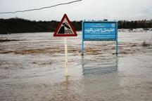 هشدار سیل در تمام رودخانه های خوزستان اعلام شد