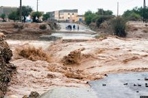 تنها ۹ درصد تسهیلات جبران خسارت سیل در قزوین پرداخت شده است