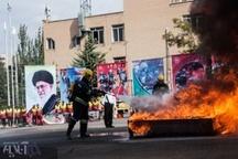 روزی برای تکریم مردان آب و آتش  تمهیدات ویژه آتش نشانی تبریز در ایام عزاداری محرم