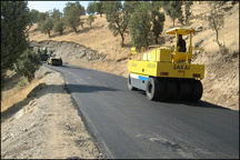 بهسازی راههای روستایی شهرستان دیواندره با اجرای شش پروژه راهسازی