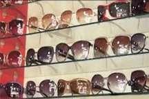 کشف بیش از 11 هزار عینک قاچاق در دلفان
