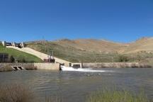 30 میلیون مترمکعب آب از مهاباد به دریاچه ارومیه رها می شود