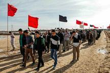 300 بسیجی یزد، عازم مناطق دوران دفاع مقدس شدند