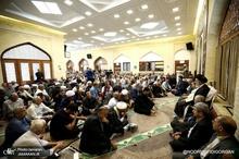 مراسم سی امین سالگرد ارتحال امام خمینی در گرگان با حضور آیت الله نورمفیدی
