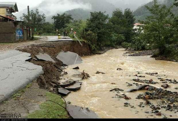 خسارت سیلاب گیلان افزون بر 600 میلیارد تومان اعلام شد