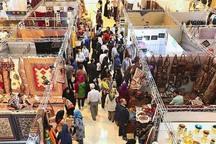نمایشگاه های صنایع دستی و لوازم ورزشی در قزوین گشایش یافت