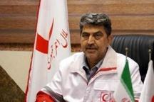آماده باش تیم های امداد و نجات هوایی هلال احمر خوزستان
