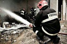 مهار آتش در 9 منطقه   نجات 6 تن توسط آتش نشانان