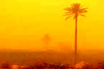 امروز خوزستان، خاکی می شود