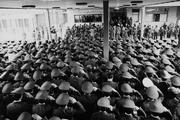 خاطره مرحوم پرتوی از عکاسی از بیعت همافران با امام