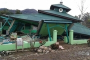 زلزله مخرب اندونزی+ تصاویر