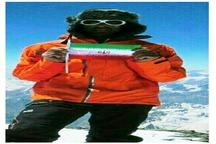 صعود کوهنورد نیشابوری به قلل مرتفع پاکستان