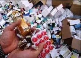 کشف 46 هزار عدد انواع داروهای غیر مجاز در ساری