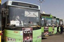 تردد روزانه ۲ هزار اتوبوس زائران اربعین از راههای ارتباطی قزوین