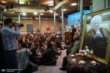 آیین نخستین سالگرد افتتاح خانه موزه آیت الله هاشمی رفسنجانی و گرامیداشت شهدای هفتم تیر و هشتم شهریور -2