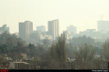 هوای امروز پایتخت در شرایط ناسالم قرار گرفت