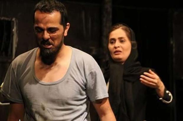نمایش دوئت تنهایی از قزوین در جشنواره هشتگرد حضور می یابد