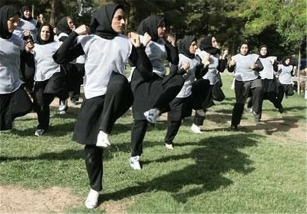 توسعه ورزش همگانی بانوان باعث افزایش نشاط اجتماعی می شود