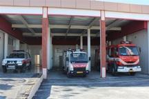 مهاباد نیازمند چهارمین ایستگاه آتش نشانی است