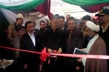 نمایشگاه دستاوردهای روستاییان و عشایرجواد آباد ورامین افتتاح شد