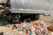 1537کیلوگرم مواد غذایی فاسد در استان بوشهر معدوم شد