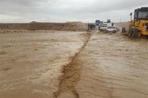 420 نفر گرفتار سیلاب در خراسان جنوبی امدادرسانی شدند