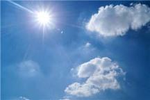 آسمان قزوین با جوی به نسبت پایدار همراه است