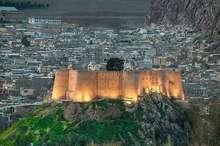 بازدید 10هزارو 446 گردشگر نوروزی ازقلعه فلک الافلاک خرم آباد