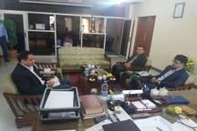 مدیرعامل مخابرات خوزستان برای رفع مشکلات مخابراتی ایذه قول مساعد داد