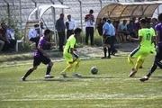 تیم فوتبال مقاومت آستارا به شهرداری ماسال غلبه کرد