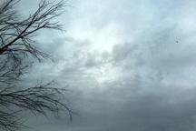 سامانه بارشی عصر امروز در البرز فعال می شود