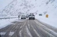 بارش برف بهاری در چهارمحال و بختیاری  میانگین بارش ها 23 درصد افزایش یافت