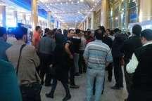 سرگردانی بیش از 80 مسافر در فرودگاه مشهد   معرفی پنج آژانس و یک چارتر کننده به مقام قضایی