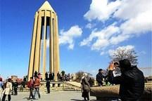 هزینه بلیت موزه ها و بناهای تاریخی همدان افزایش نمی یابد