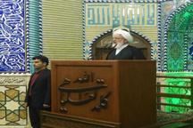 امام جمعه یزد: مسوولان با روحیه جهادی و انقلابی برای رفع مشکل مردم تلاش کنند